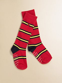 Ralph Lauren - Toddler's & Little Boy's Striped Socks
