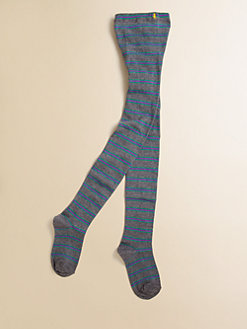 Ralph Lauren - Toddler's & Little Girl's Striped Tights