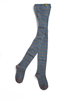 Ralph Lauren - Girl's Striped Tights