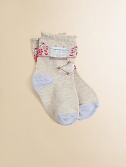 Ralph Lauren - Infant's Scenic Socks