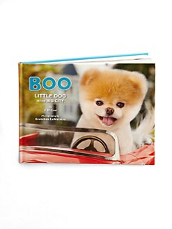 Chronicle Books - Boo: Little Dog in the Big City