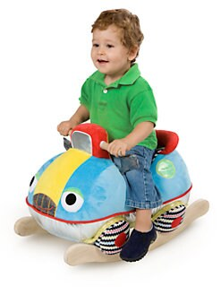 Alex Toys - Zoom Around Rocker