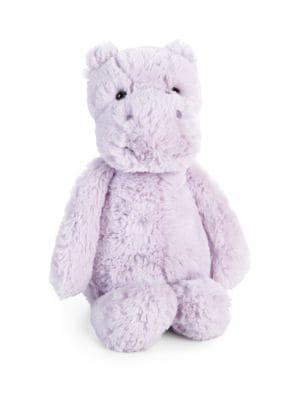Bashful Hippo Plush Toy