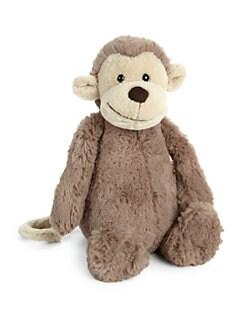 Jelly Cat - Bashful Monkey Plush Toy