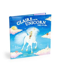 Yottoy - Claire & The Unicorn Happily Ever After Book