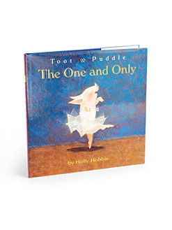 Yottoy - Toot & Puddle: The One & Only Book