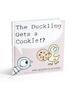 Yottoy - The Duckling Gets A Cookie Book
