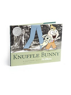Yottoy - Knuffle Bunny: A Cautionary Tale Book