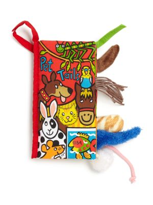 Pet Tails Book