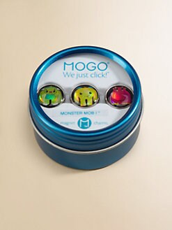 MOGO - Monster Mob Charm Collection