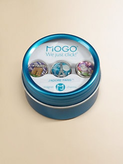 MOGO - J'Adore Paris Charm Collection