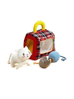 Gund - My Little Kitty Playset