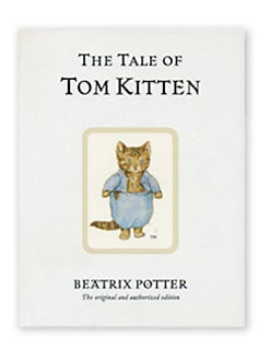 Reutter Porcelain - The Tale of Tom Kitten Story Book