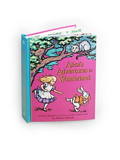 Simon & Schuster - Alice's Adventures in Wonderland: A Pop-Up Adaption