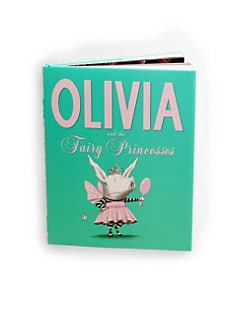 Simon & Schuster - Olivia & The Fairy Princesses