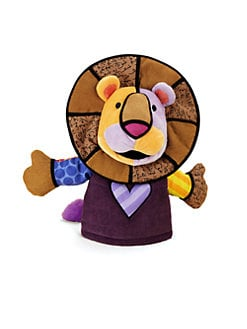 Britto - Leonardo the Lion Hand Puppet