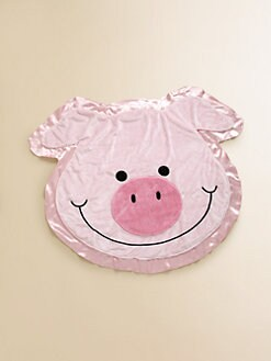 Happy Blankie - Giggle the Happy Pig Medium Blankie