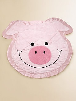 Happy Blankie - Giggle the Happy Pig Large Blankie