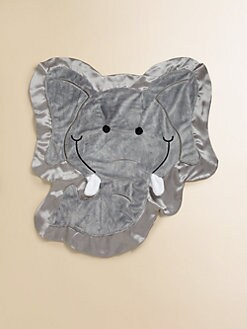 Happy Blankie - Rumble the Happy Elephant Medium Blanket
