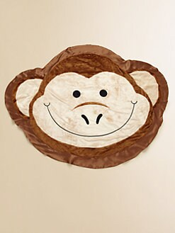 Happy Blankie - Flip the Happy Monkey Large Blankie