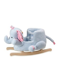 Alex Toys - Elephant Plush Rocker