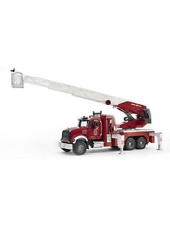 Bruder Toys - Mack Granite Fire Engine