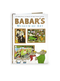 Abrams Books - Babar's Museum of Art