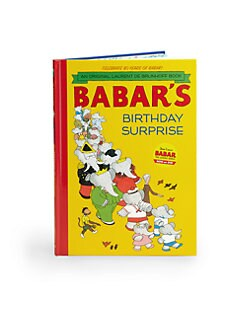 Abrams Books - Babar's Birthday Surprise