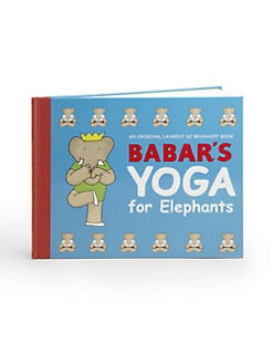 Abrams Books - Babar's Yoga for Elephants