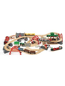 Schylling - Brio Deluxe Train Set