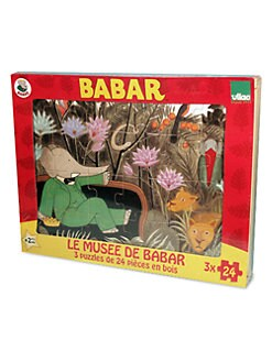 Yottoy - Le Musee De Babar Puzzle