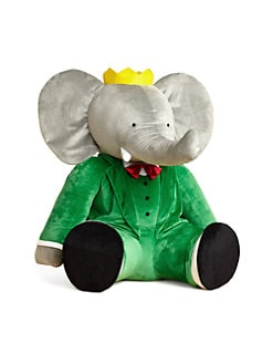 Yottoy - 5' Plush Babar