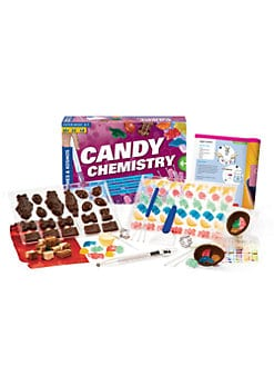 Thames and Kosmos - Candy Chemistry Set