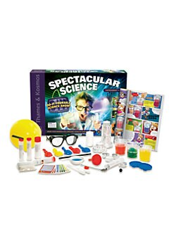 Thames and Kosmos - Spectacular Science Kit