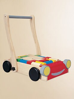 PlanToys - Baby Walker