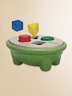 PlanToys - Shape & Sort It Out