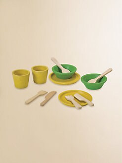 PlanToys - Tableware Set