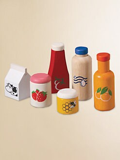 PlanToys - Food & Beverage Set