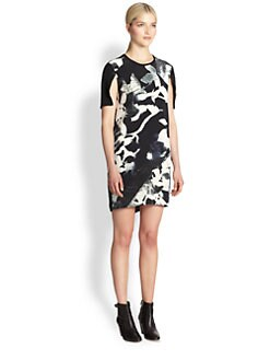 Tess Giberson - Cape T-Shirt Dress