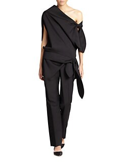 J.W. Anderson - Double-Knot Wool Top