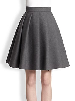 J.W. Anderson - Ten-Pleat Skirt