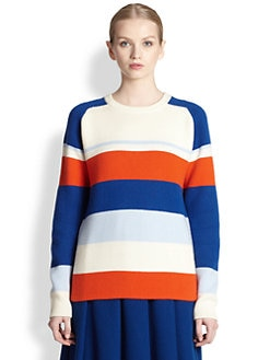 J.W. Anderson - Striped Cashmere Sweater