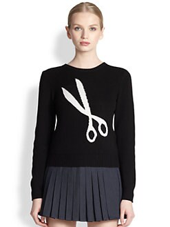 J.W. Anderson - Shears Logo Sweater