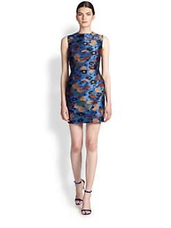 J.W. Anderson - Jaquard Twill Dress