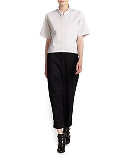 J.W. Anderson - Collared Stripe Shirt