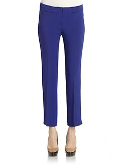 Costume National - Cropped Trousers