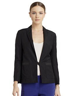 Costume National - Wool & Silk Blazer