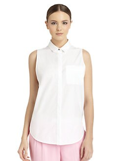 Costume National - Cotton Button-Down Shirt