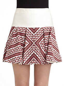 Thakoon - Tulip Mini Skirt
