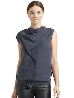 Cacharel - Draped Blouse